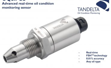 Tan Delta Launch the New: OQSx-G2 Sensor